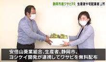 助世界農業遺產「水山葵」度武肺危機 日本食材宅配公司推地產地銷