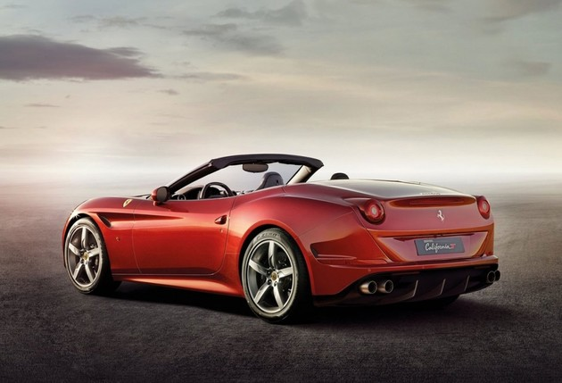 Ferrari California T 1190萬起正式登台