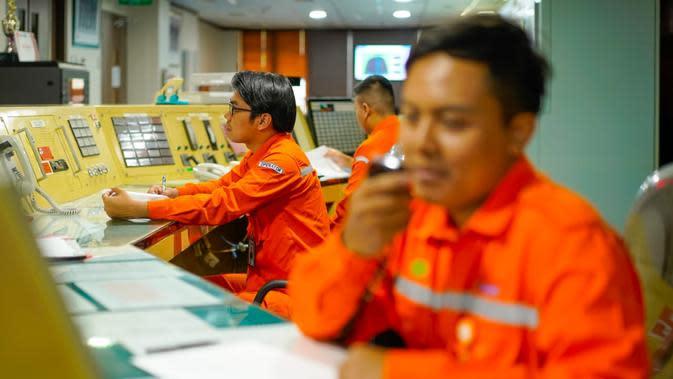PLN memastikan pasokan listrik tetap aman dan pelayanan pelanggan terjaga meskipun ada pemberlakuan kebijakan Work from Home bagi pegawainya. Dok PLN