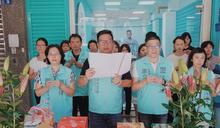 民眾黨立委邱臣遠基隆服務處成立 (圖)