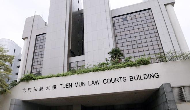 Tuesday's hearing was held at the Tuen Mun Law Courts Building. Photo: K.Y. Cheng