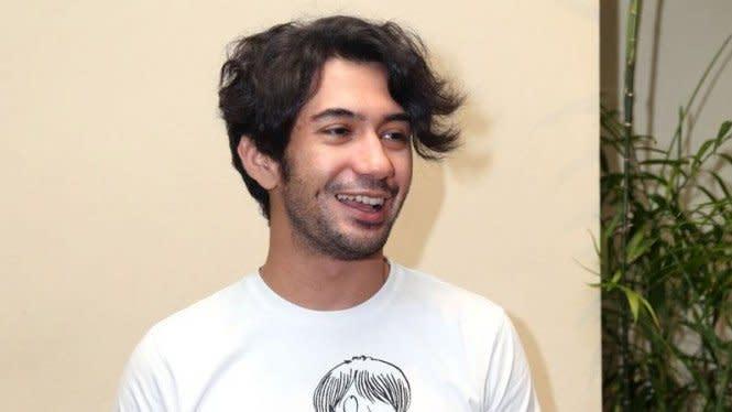Reza Rahardian Cium Kiky Saputri, Netizen Bilang Filter Baru Instagram