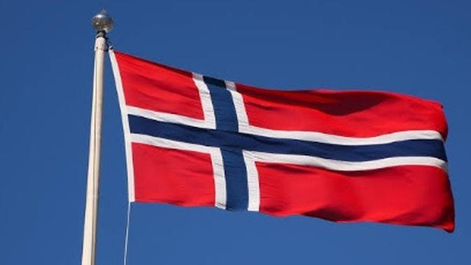 Bendera Norwegia. (Pixabay)