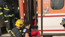 台鐵潮州基地調車員遭車廂夾傷不治(1) (圖)