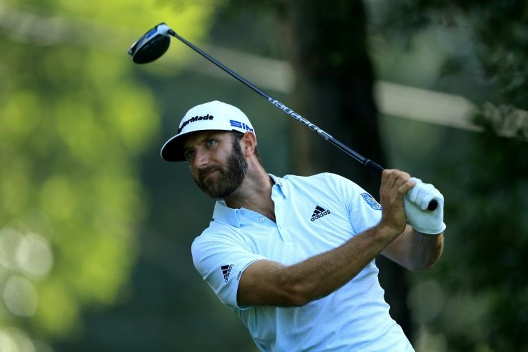 No. 1 Johnson confident of success at Tour Championship