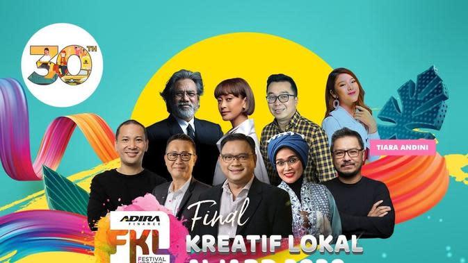 Kegiatan seru untuk menemukan UKM terbaik di Indonesia.
