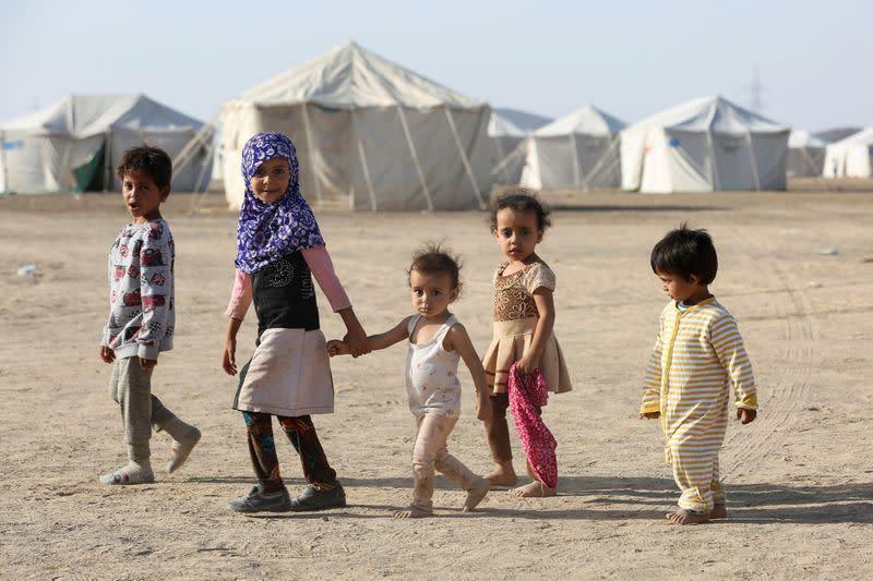 UNICEF: Anak-anak kurang gizi di Yaman mungkin bertambah jadi 2,4 juta tahun ini