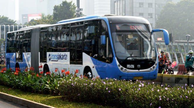 Bus Rapid Transit, Transjakarta