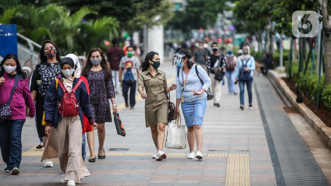Ada 30 Persen Masyarakat Jakarta yang Yakin Tak akan Kena COVID-19