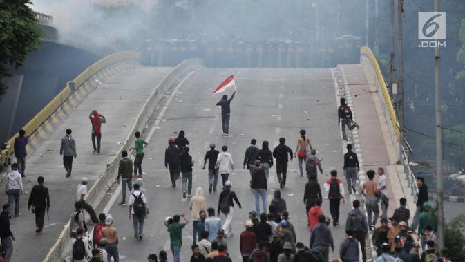 Polisi Beri Batas Waktu Demo hingga Pukul 18.00 WIB