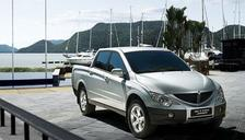 2012 Ssangyong Actyon Sports