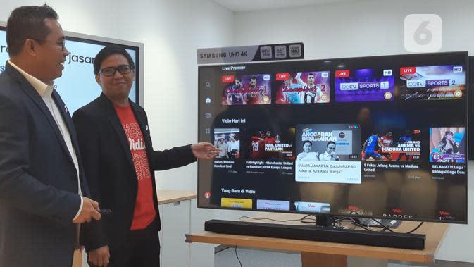 Samsung Rilis Smart TV UHD Entry Level Terbaru, Hadir dengan Bixby Assistant