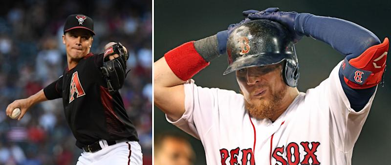 The Houston Astros made a power move. The Red Sox did not. (Getty Images)