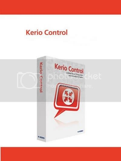 Kerio Control Software Appliance