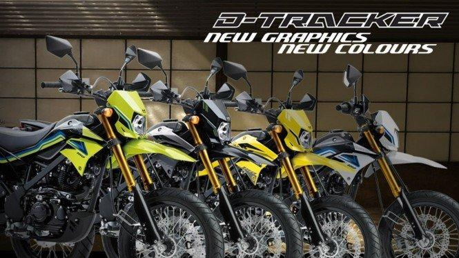 Ada Motor Baru dari Kawasaki, Harganya Menarik