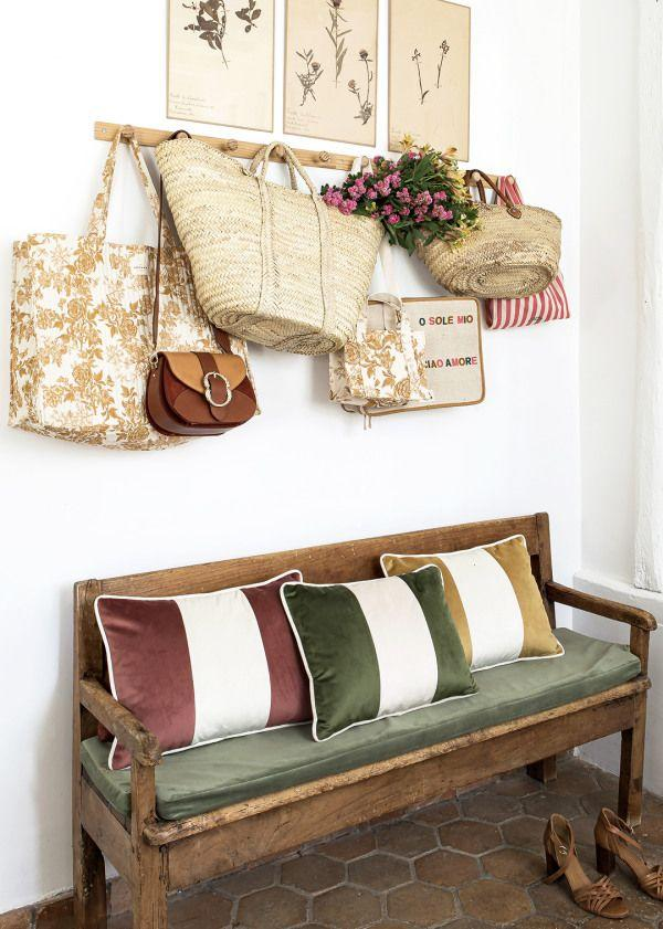 """<p><strong></strong></p><p>Sézane</p><p><strong>$76.00</strong></p><p><a href=""""https://www.sezane.com/us/product/collection-printemps-1005/velvet-sienna-cushion-sezane-x-beldy?cou_Id=1760"""" target=""""_blank"""">SHop Now</a></p><p>We adore these velvet throw pillows designed in collaboration with French home decor line, <a href=""""https://www.beldy.fr/?lang=en"""" target=""""_blank"""">Beldy</a>. Made in Morocco, these precious pillows will be the perfect accent to your sofa, bed, or bench.</p>"""