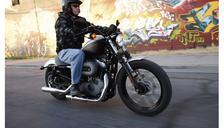 2011 Harley-Davidson Sportster XL1200N