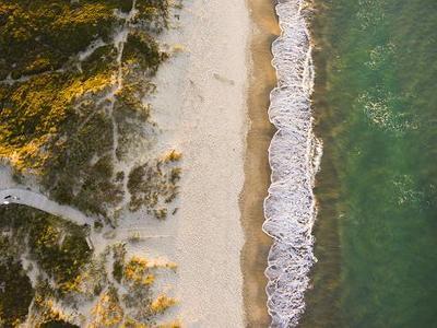 California Photography Bolinas Print Beach Photography Drone Aerial Photography California Print