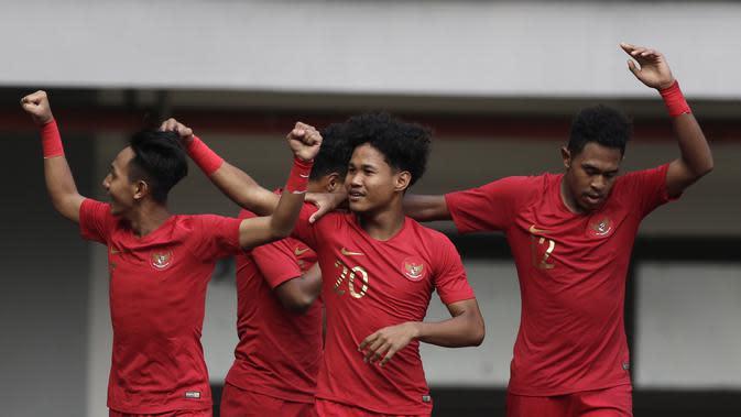 Jadwal Timnas U-19 vs Timor Leste, Siaran Langsung Televisi