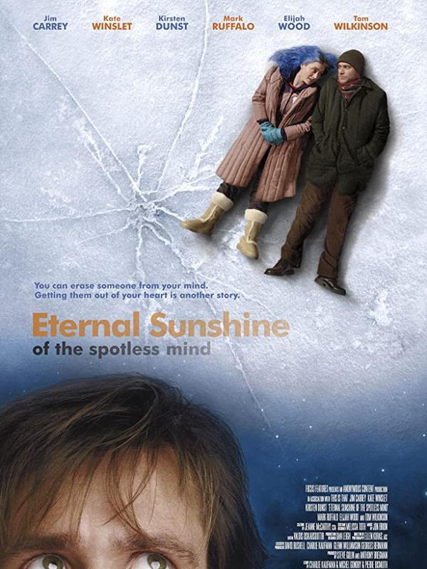 Poster Eternal Sunshine of the Spotless Mind. (Foto: Focus Features/ IMDb)