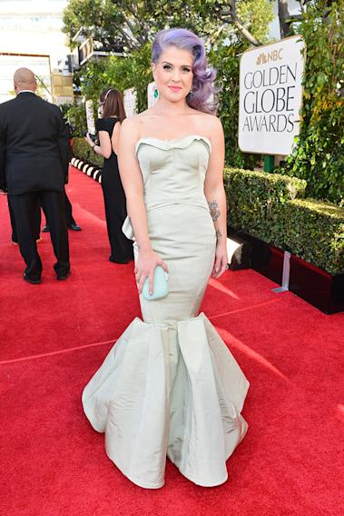 "NBC's ""70th Annual Golden Globe Awards"" - Red Carpet Arrivals: Kelly Osbourne"