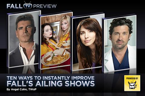 Photos: Ten Ways to Instantly Improve Fall's Ailing Shows