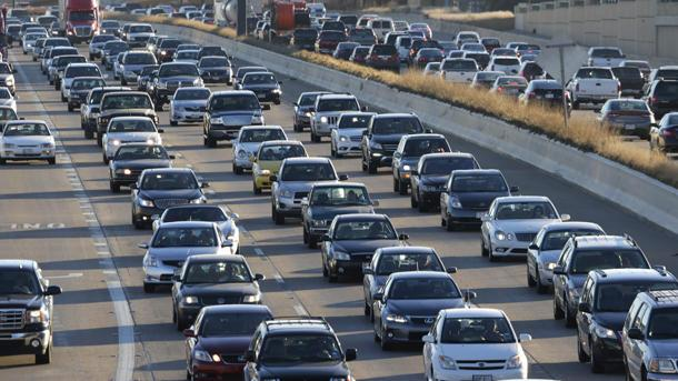 The ten cities with America's worst traffic jams