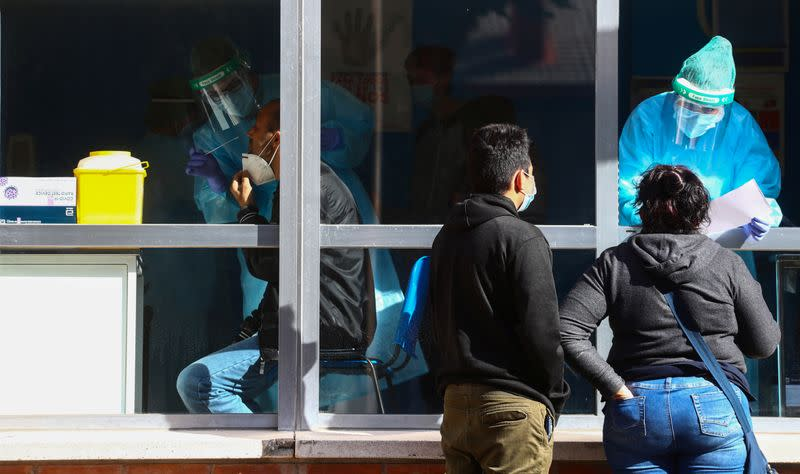 Europe's worst infection hotspot Madrid heads for lockdown