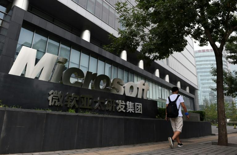 Windows, Gates and a firewall: Microsoft's delicate castle in China