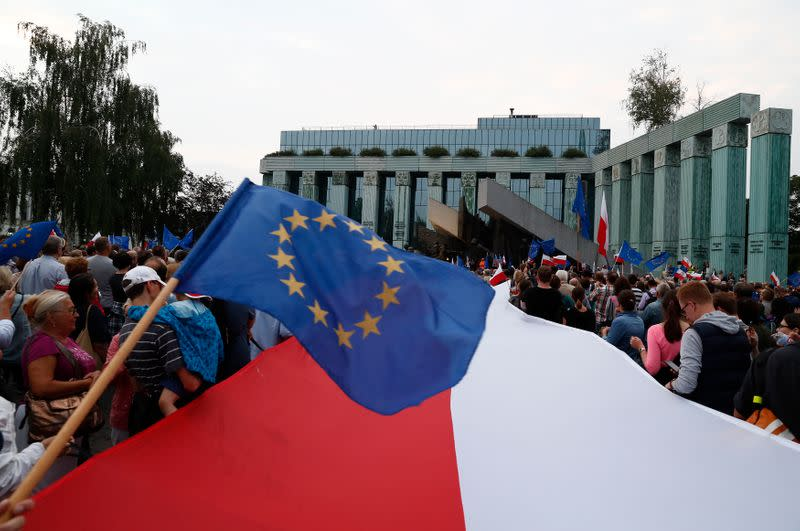 Rule of law situation in Poland has deteriorated -European Parliament