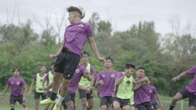 Pemusatan latihan Timnas Indonesia U-19 di Kroasia