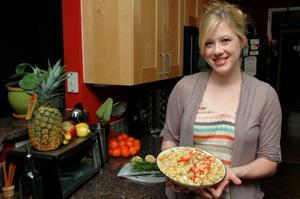 Snackin' With Sarah Sellers: 'Idol' Top 8 Results Viewing Nosh