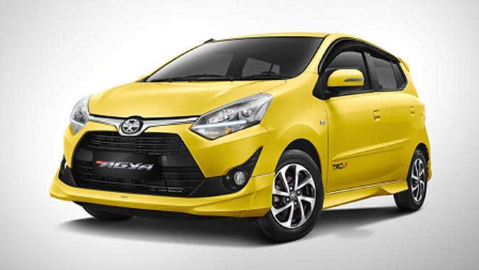 Toyota New Agya.