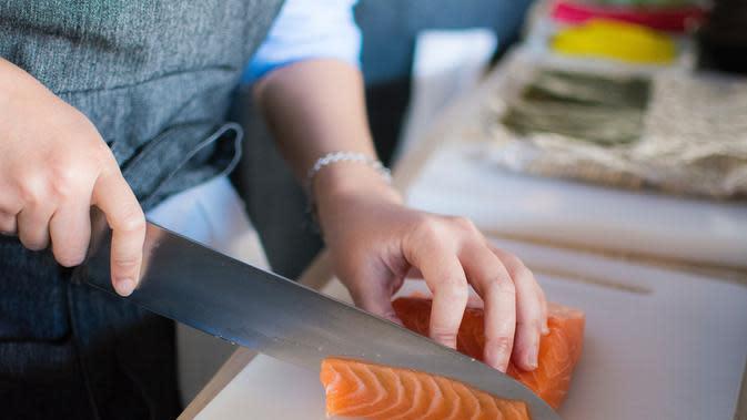 Ilustrasi Daging Ikan Credit: pexels.com/Huy