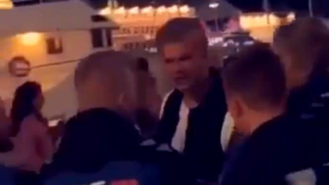 Target MU dan Madrid Erling Haaland Ribut di Bar dengan Tukang Pukul