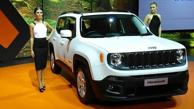 Versi termurah dari keluarga Jeep ini resmi diluncurkan di gelaran Indonesia International Motor Show.