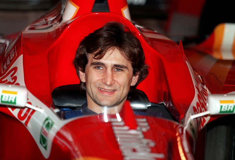 Zanardi in serious but stable condition after handbike accident