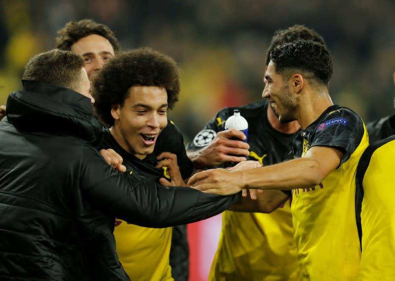Champions League - Group F - Borussia Dortmund v Inter Milan