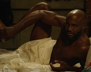 Exclusive New Girl Video: Taye Diggs. Naked