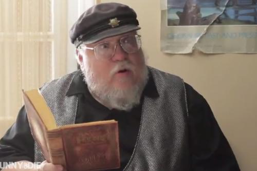 12-Year-Old George R.R. Martin's Letter to Marvel Comics