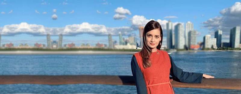 Dia Mirza was appointed the United Nations Environment's Goodwill Ambassador for India in 2017.