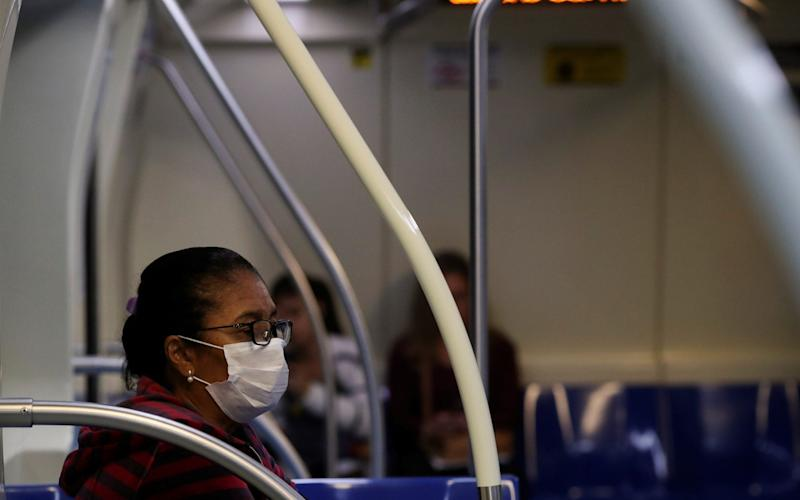 Policy solutions to coronavirus will rightly be led by medical experts, not politicians - AMANDA PEROBELLI/REUTERS