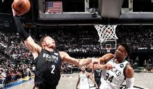 NBA/幹籃哥G2發威!這1灌嚇壞球評