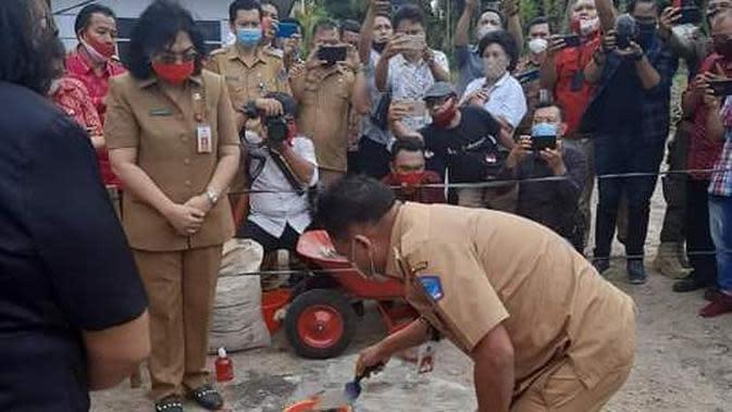 Bersiap, Ribuan Tenaga Kerja Terampil Bakal 'Dicetak' SMK Negeri Pariwisata Sulut