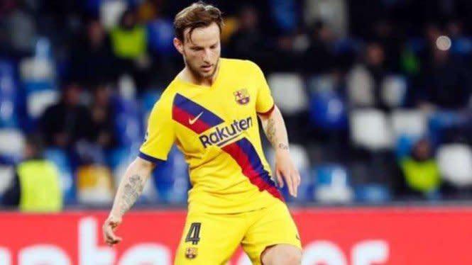 Kata Rakitic Usai Dibuang Ronald Koeman dari Barcelona