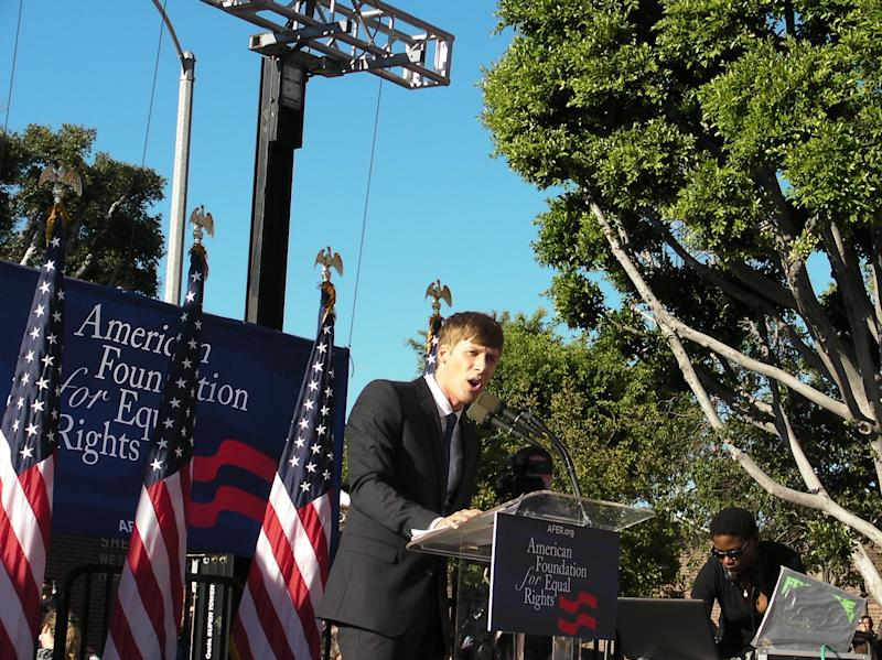 Dustin Lance Black: Supreme Court Ruling Means 'Clear Path for Marriage Equality in All 50 States'