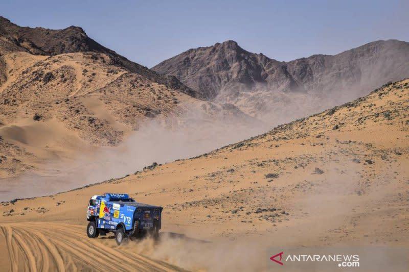 Andrey Karginov lanjutkan dominasi truk Dakar 2020
