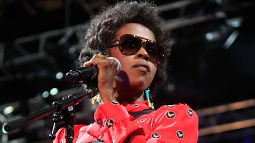 Ms. Lauryn Hill Goes H.A.M. on 'Neurotic Society (Compulsory Mix)'