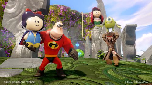 Open Up a Whole New World With Our Disney Infinity Giveaway
