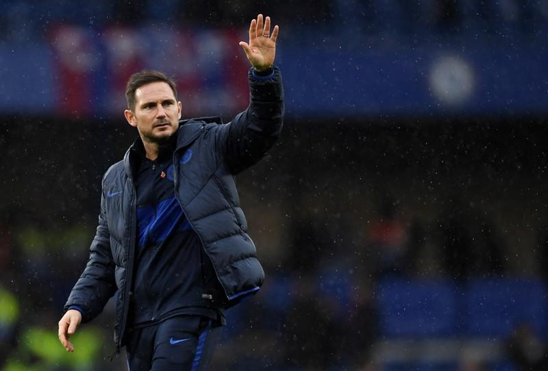 Lampard's success at Chelsea can boost English game, says Guardiola